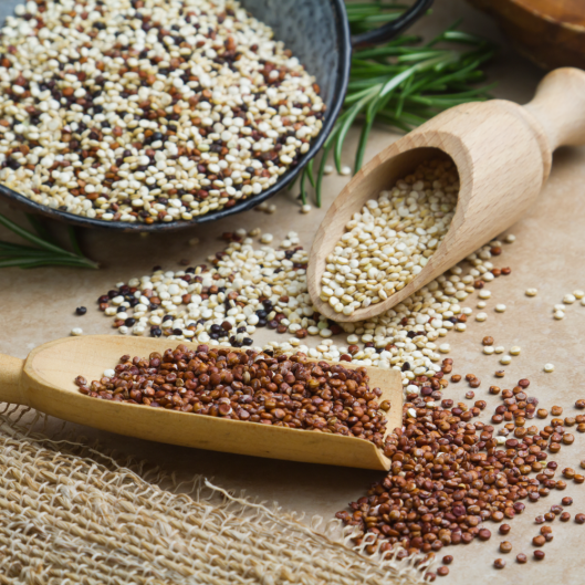 quinoa-fremtiden superfroe