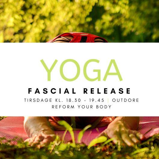 Yoga facial release