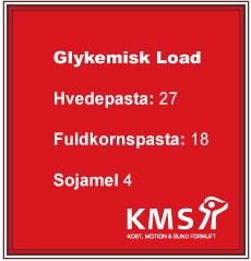 pasta-glykemisk-load