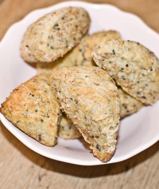 fuldkornstrekanter -med-quinoa