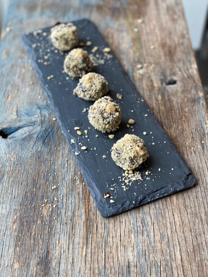 Ferrero dadelkugler - et lækkert og sundt alternativ til en sund snack (!)